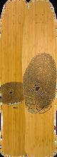 """Barfoot - Standard Flex1 42"""" Bamboo Deck - 9x42 Nat - Skateboard Deck"""