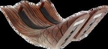 Beatnick - Mermaid Tail Lg Surfboard Wall Rack - Surfboard Rack