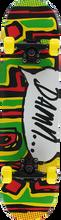 Blind - Og Damn Bubble Mini Complete - 7.0 Rasta Ppp - Complete Skateboard