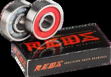 Bones Bearings - Reds Single Wheel Replacement 1 k (2pcs) - Skateboard Bearings