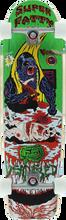 Bonzing - Super Fatty Complete - 9.65x36.5 / 20.1 - 22.1wb - Complete Skateboard