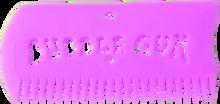 Bubble Gum - Gum Wax Comb Pink