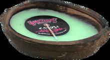 Bubble Gum - Gum Half Coconut Candle Rain Forest