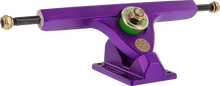 "Cal Trucks - Ii Forty - Four 10"" / 44° Satin Purple - (Pair) Skateboard Trucks"