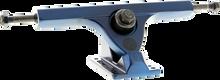 """Cal Trucks - Ii Fifty 10"""" / 50° Midnight Satin Blu - (Pair) Skateboard Trucks"""