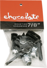 "Chocolate - 7 / 8"" Allen Single Set Hardware"