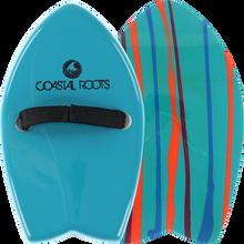 Coastal Roots - Roots Mahi Handplane Teal Fiberglass
