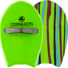 Coastal Roots - Roots Originator Handplane Lime Fiberglass