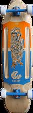 "Comet - Ethos 38"" Complete - 9.75x37 - Complete Skateboard"