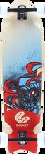 "Comet - Swallow 38"" Complete - 10x38 - Complete Skateboard"