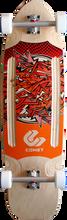 "Comet - Ethos Ii 36"" Complete - 9.75x36 - Complete Skateboard"