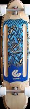 "Comet - Ethos Ii 40"" Complete - 9.75x40 - Complete Skateboard"