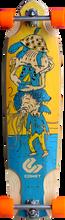 "Comet - Voodoo Xl 39"" Stacked Complete - 10.25x39 - Complete Skateboard"
