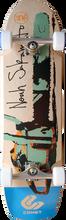 Comet - Guest Noah Sakamoto Complete - 9.25x35 - Complete Skateboard