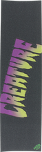 Creature - / Mob Logo Blk ur Single Sheet Grip 9x33 - Skateboard Grip Tape
