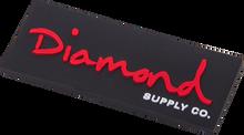 Diamond - Og Script Magnet Blk / Red / Wht