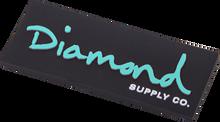 Diamond - Og Script Magnet Blk / Diamond Blue