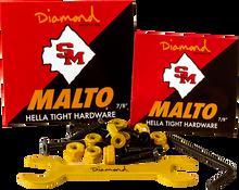 """Diamond - Sean Malto 7 / 8"""" Allen Hardware 1set"""