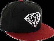 Diamond - Brilliant Hat 7 - 1 / 8 Red / Blk