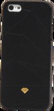 Diamond - Iphone5 Slider Case - Leather Blk Sale