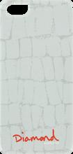 Diamond - Iphone5 Croc Case White Sale