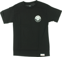 Diamond - Athletic Club Ss S - Black - Skateboard Tshirt