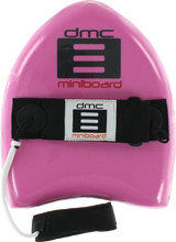 DMC - Junior Mini Board Pink / Lt.blu 10.25x8.75x1.25