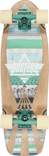 """Dusters - Cazh Cruiser Complete - 28.5"""" Tribe - Complete Skateboard"""