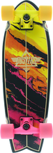 Dusters - Kosher Cruiser Complete - 8.7x28 Sunset Fade - Complete Skateboard