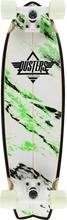 Dusters - Kosher Cruiser Complete - 9.5x33 Glow - Complete Skateboard