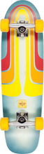 Dusters - Grind Blue Complete - 8.25x28.25 Blue - Complete Skateboard