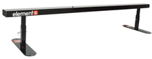 Element - 6' Flatbar Grind Rail Black