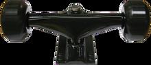 Essentials - Assembly Black W / Blk 52mm Ppp - (Pair) Skateboard Trucks
