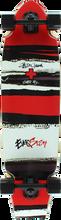 Eversesh - Doc Striped Batty Complete - 9.5x36 - Complete Skateboard