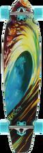 Eversesh - Koniakowski Unstained Glass Comp - 9.7x40.7 - Complete Skateboard
