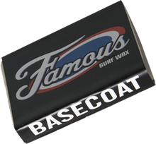 Famous - Basecoat Single Bar Wax - Surfboard Wax