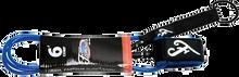 Famous - Deluxe Comp 6' Blue Leash - Surfboard Leash