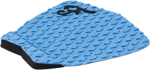 Famous - Deluxe F2 2pc Blue Traction - Surfboard Traction