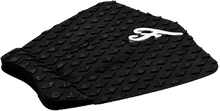 Famous - Deluxe F3 3pc Black Traction - Surfboard Traction
