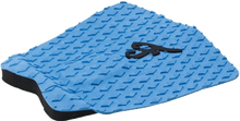Famous - Deluxe F5 5pc Blue Traction - Surfboard Traction