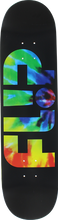 Flip - Odyssey Tie Dye Deck - 8.0 Blk / Tiedye - Skateboard Deck