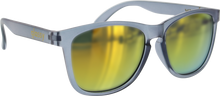 Glassy Sunhaters - Deric Clr.grey / Red Mirror Sunglasses