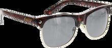 Glassy Sunhaters - Shredder Polarized Coffee Tort Sunglasses