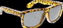 Glassy Sunhaters - Mikey Taylor Tortoise Sunglasses Polarized