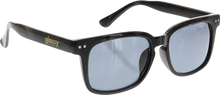 Glassy Sunhaters - Lox Black Sunglasses