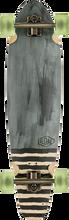 Globe - Arcadia Cruiser Complete - 9.5x36 Charcoal - Complete Skateboard