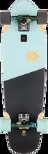 Globe - Big Blazer Complete - 9.25x32 Blk / Sky / Shrooms - Complete Skateboard