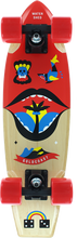 Gold Coast Skateboards - Watershed Mini Cruiser Complete - 6.5x24 - Complete Skateboard