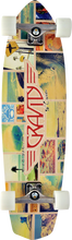 "Gravity - Classic Cruiser 36"" Moonlight Complete - Complete Skateboard"
