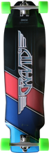 """Gravity - Downhill 36 M3 Complete - 10x36 / 27 - 28""""wb - Complete Skateboard"""